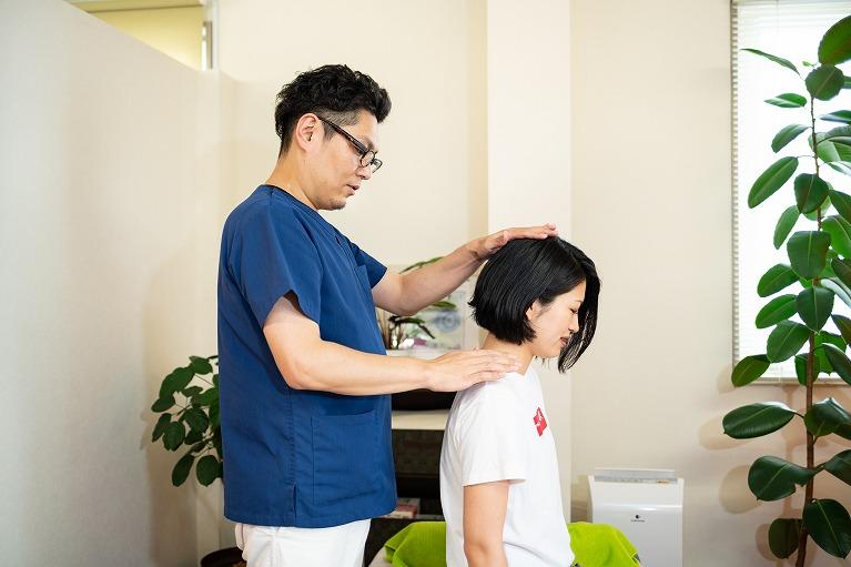 当院の頭痛治療の治療法